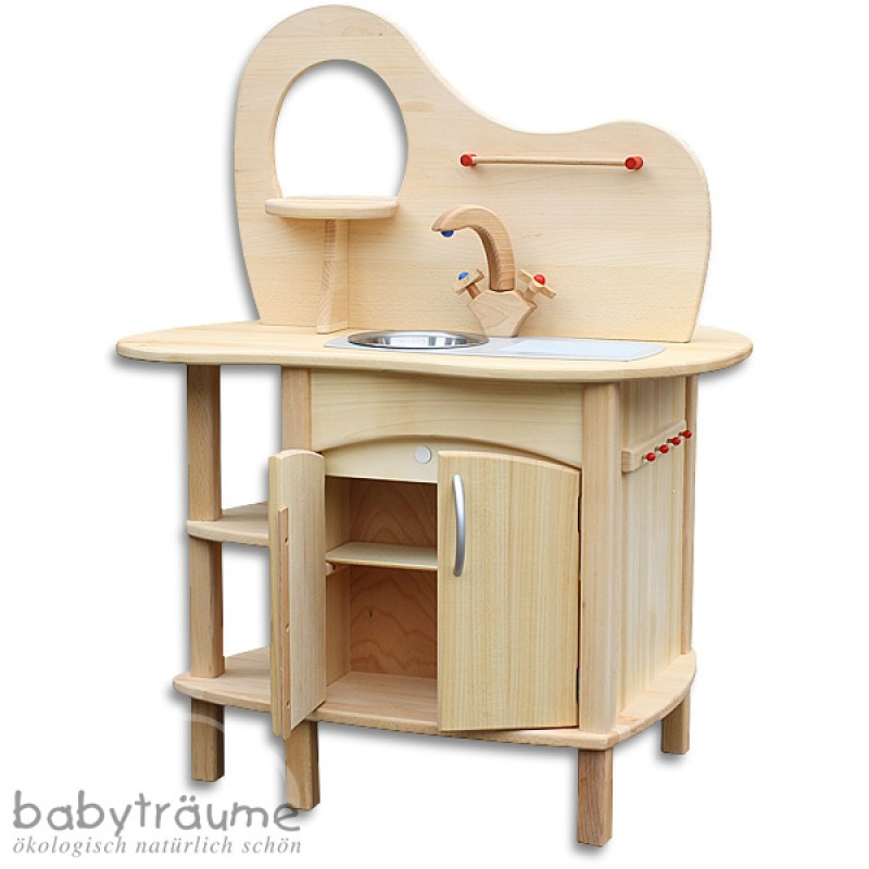 4 kinder k che spielk che mit aufsatz ab 3 jahre 265 00. Black Bedroom Furniture Sets. Home Design Ideas
