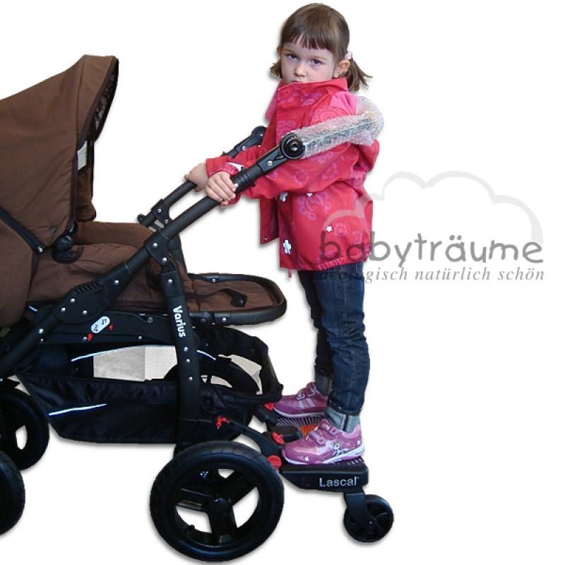 board ohne kinderwagen f r trittbrettfahrerinnen passt. Black Bedroom Furniture Sets. Home Design Ideas