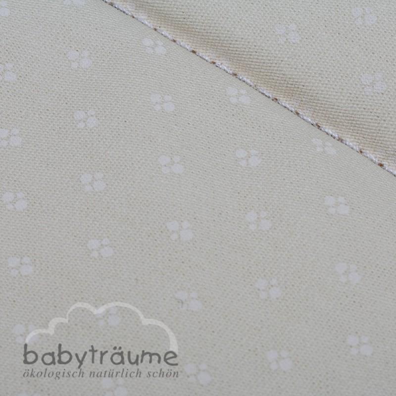Einlage für Tragenest + Babykorb, außen Baumwolle (kbA), F