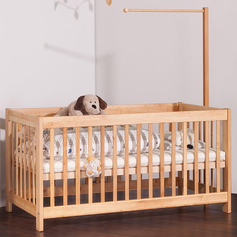 Kinderbett Benevita Erle ökologisch Sozial 70x140cm² Ohne