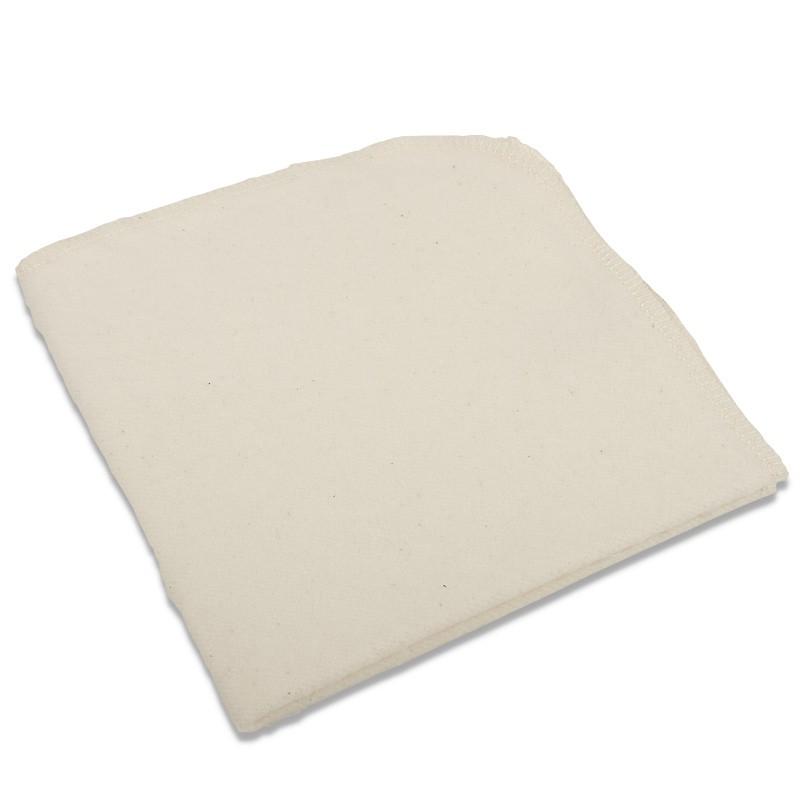 Moltontuch Molton Flanellwindeln Größe 80x80cm 100/% Baumwolle 6er Weiß//Elefan
