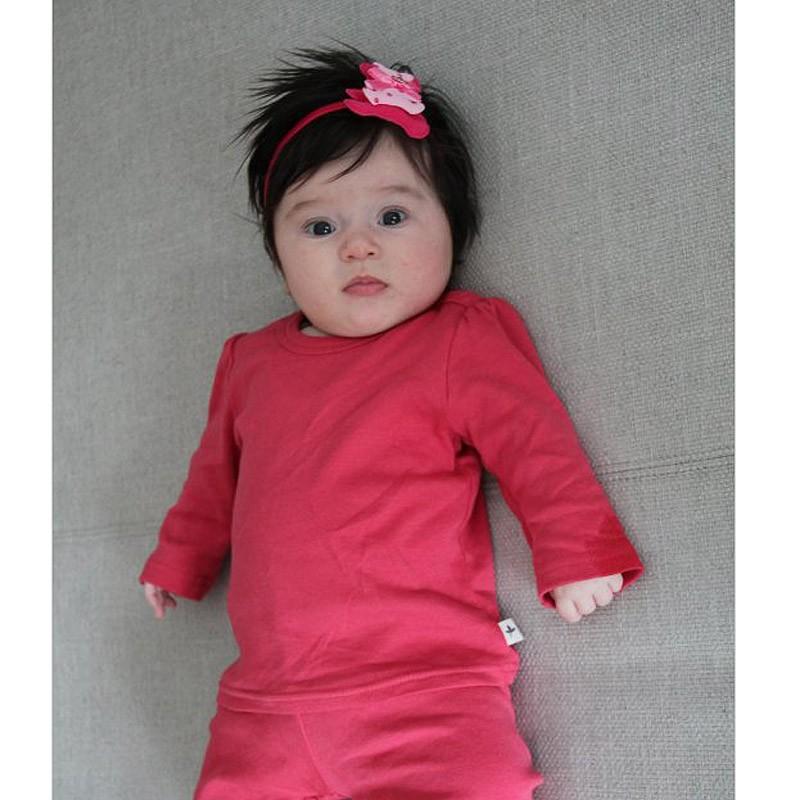 puff rmel shirt 100 baumwolle kba rosa himbeere 15 50 eu. Black Bedroom Furniture Sets. Home Design Ideas