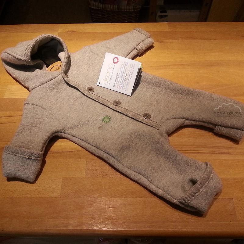warmer anzug baby