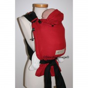 Storchenwiege rouge (hellrot) BabyCarrier, inkl....