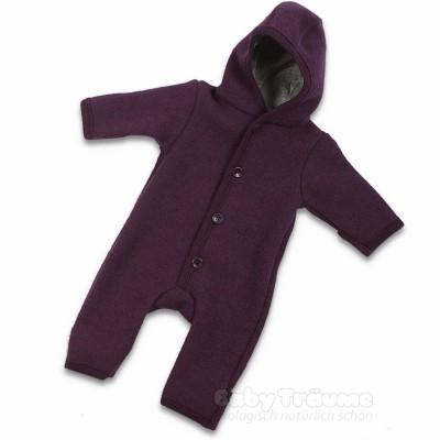 Baby Winteroverall Overall Jacke 50//56 olivgrün grün warm mit Handschuhen Neu!
