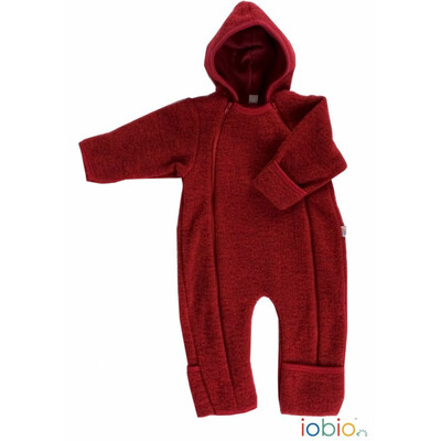 free shipping 477af e3994 Wollfleece-Overall