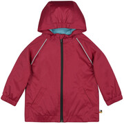 Outdoor-Jackel berry-beere - wasserdichte RegenJacke,...