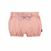Pump-Shorts dusty apricot (rosa) Mull - pure pure, 100%...