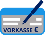 Vorkasse Logo